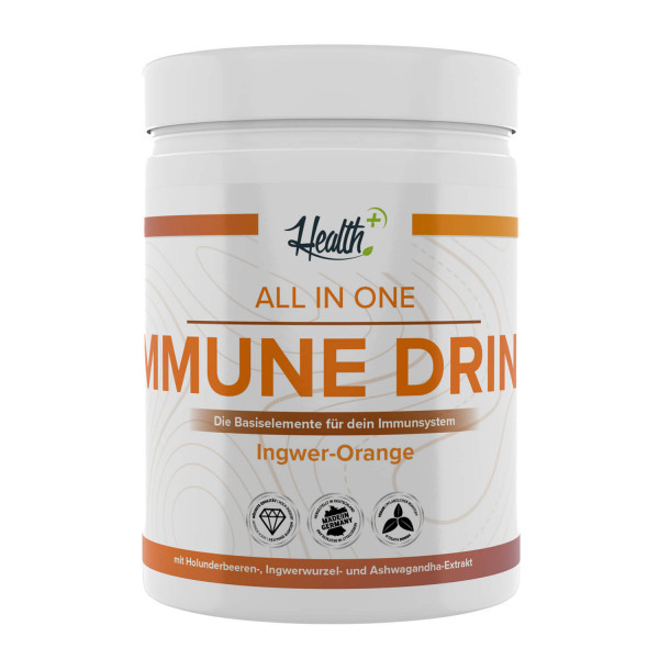 HEALTH+ ALL IN ONE IMMUNE DRINK