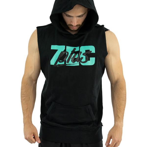 ZEC+ Sleeveless Hoodie SCRIPT