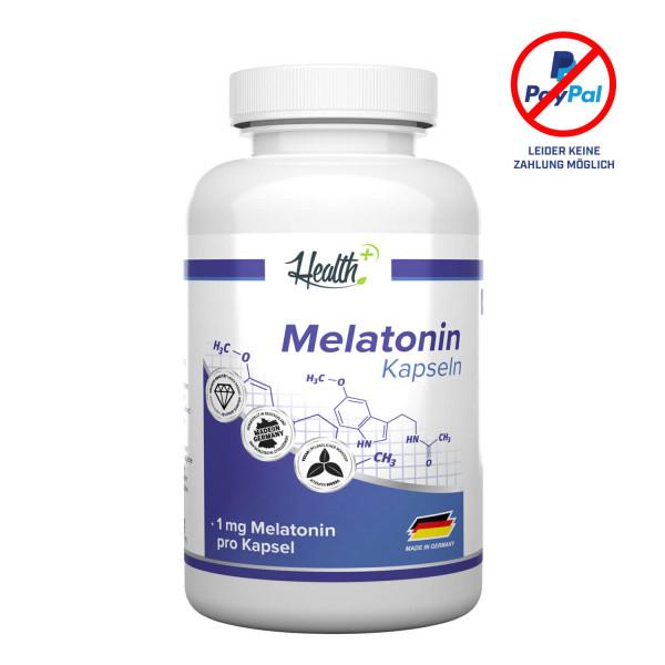 HEALTH+ MELATONIN Kapseln 1 mg, 240 Stück