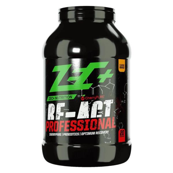 ZEC+ RE-ACT PROFESSIONAL Post Workout Shake, verschiedene Sorten 1700g