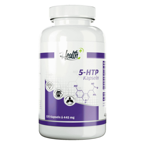 HEALTH+ 5-HTP Kapseln 100 mg, 120 Stück